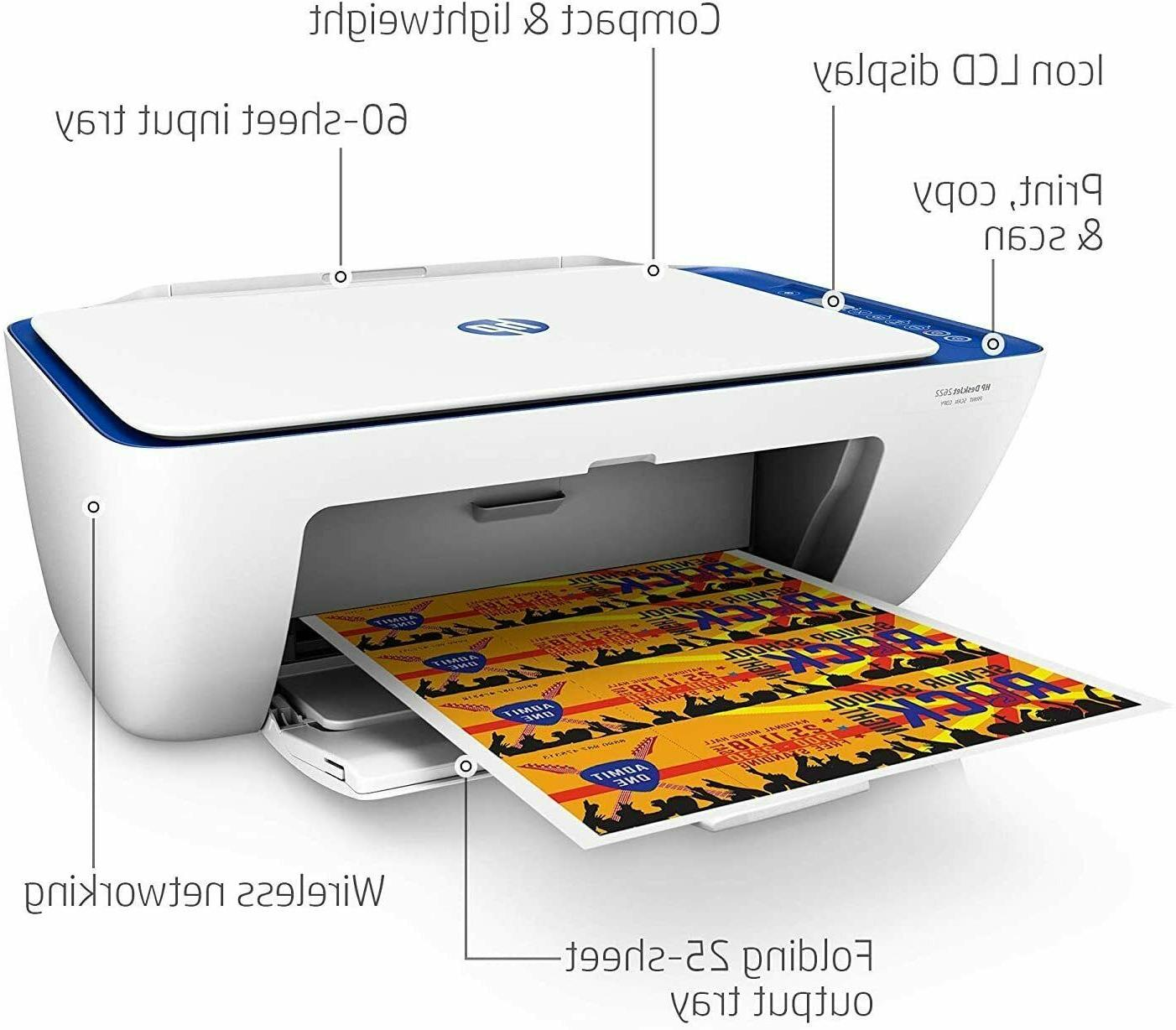 Hp Deskjet 2622 Compact