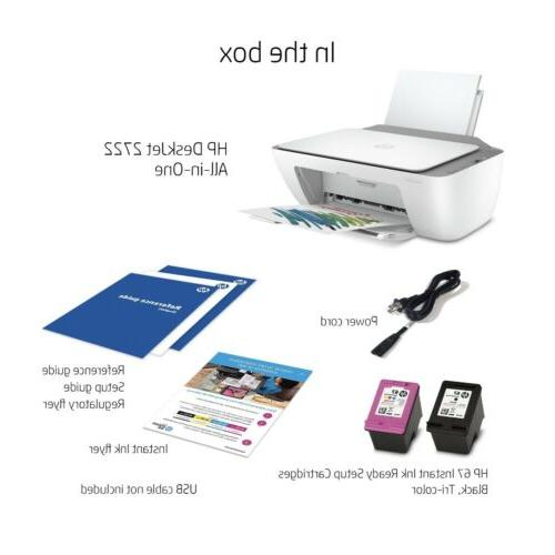 HP Wireless Color – Instant Ink Ready