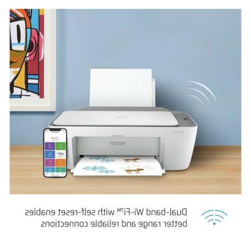 HP DeskJet 2722 Wireless Inkjet – Instant Ink