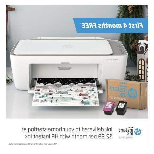 HP Wireless Inkjet Printer – Instant