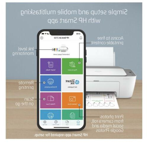 HP Wireless – Instant Ink
