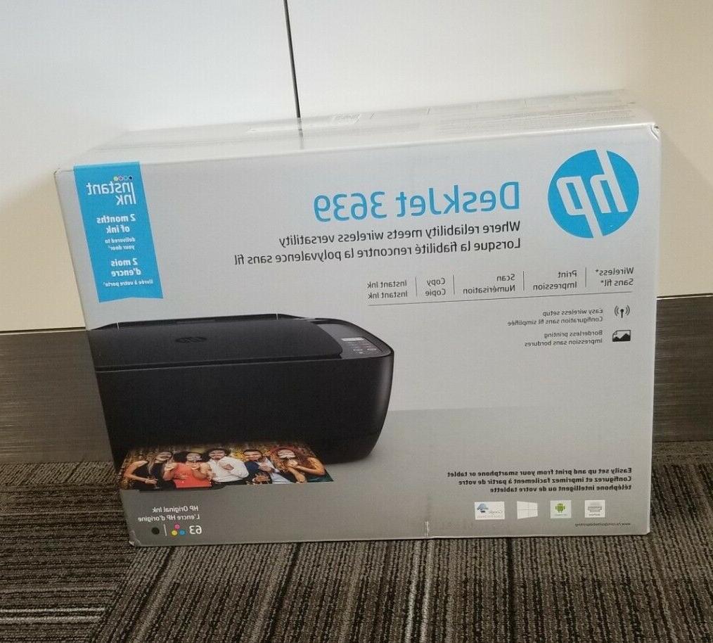 HP Inkjet Scan, Copy Print INCLUDED
