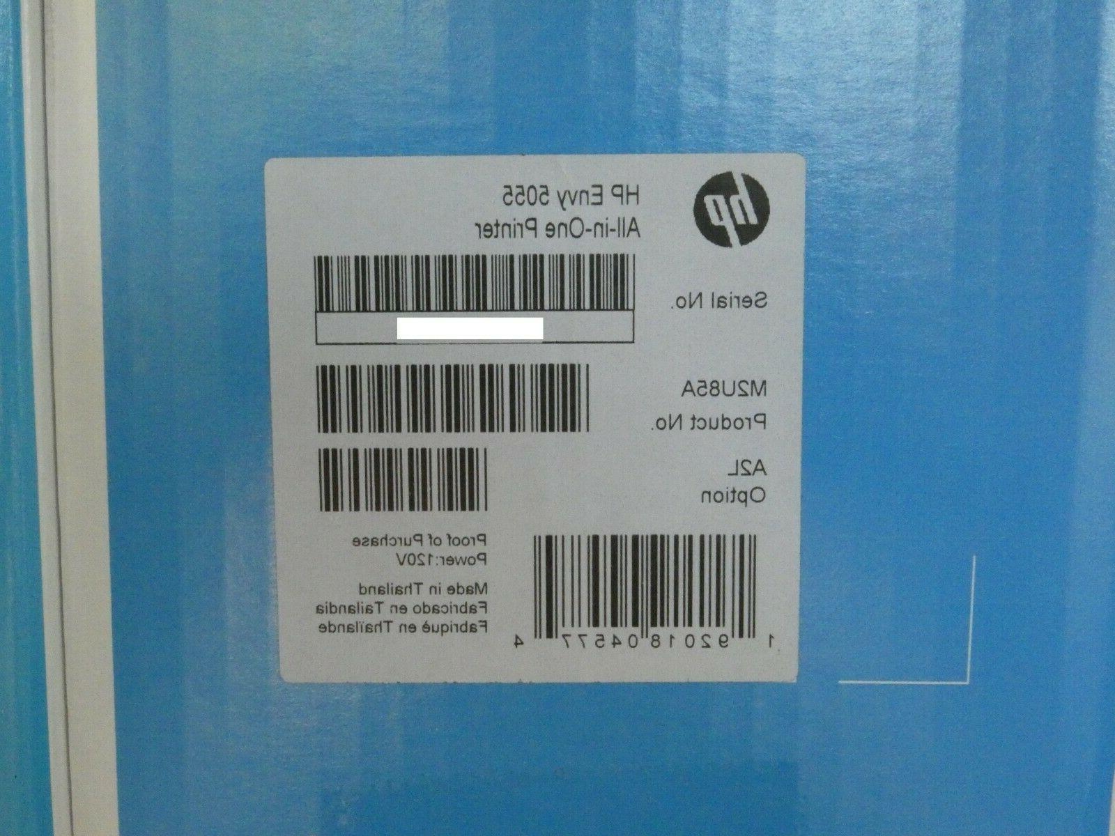 HP Envy All-In-One Inkjet Wireless Scanner WiFi Smart APP ✅✅