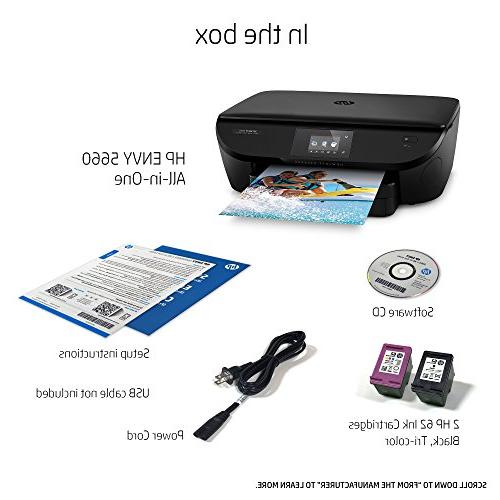 HP All-in-One Printer Mobile HP Ink Replenishment