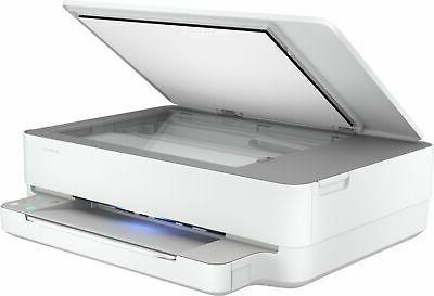 HP ENVY Wireless All-In-One Inkjet Printer White
