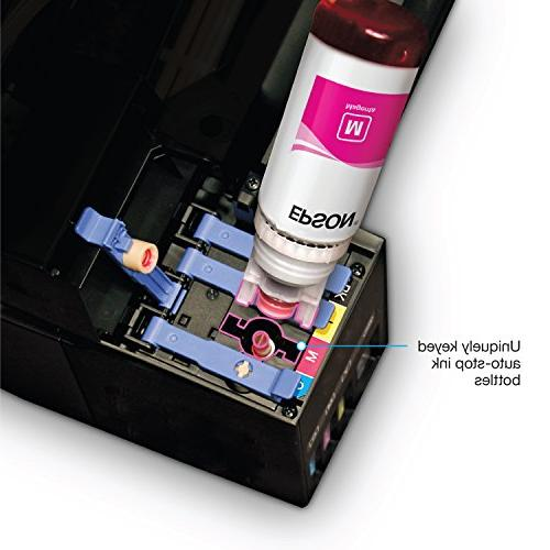 Epson ET-2750 Wireless Color Supertank Printer Copier