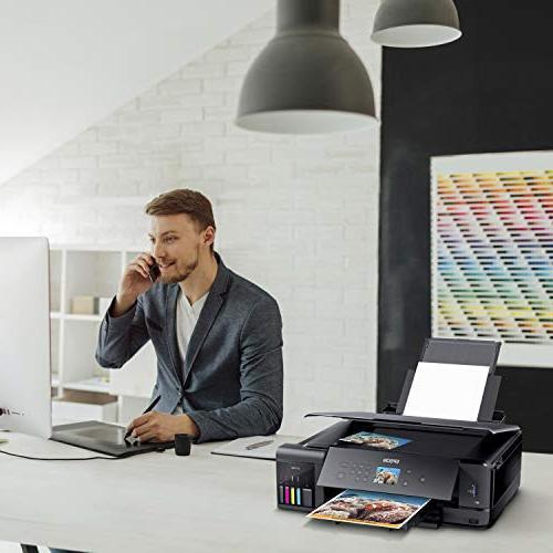Epson Expression Premium EcoTank 5-Color All-in-One Printer Scanner, Copier