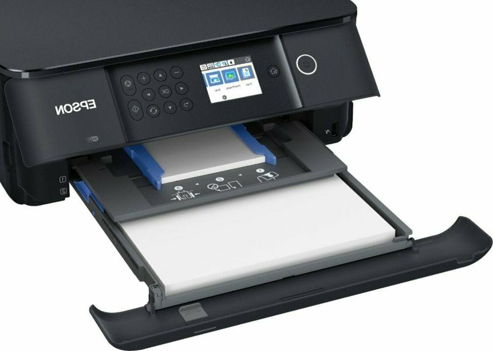 Epson Expression Wireless Color Photo Scanner All-In-One