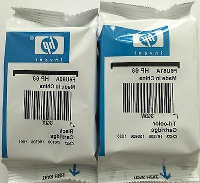 Genuine 63 Original Cartridges-HP5255 5252 printer