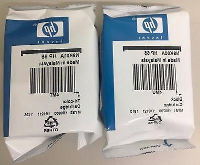 Genuine HP Ink Cartridge Combo HP 5010 5055 2652