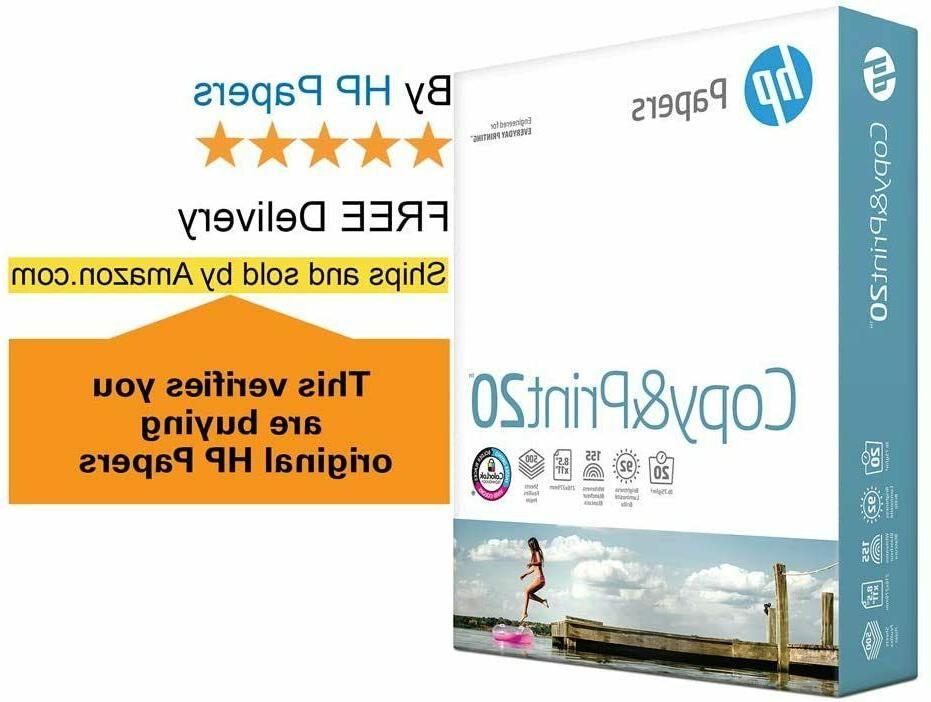 HP Paper & Print 11 750 Finis