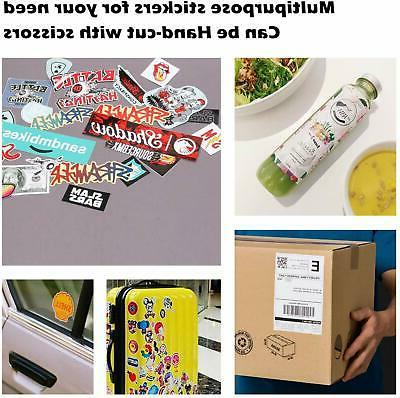 Koala 100 Sheet Premium Adhesive Sticker Printer