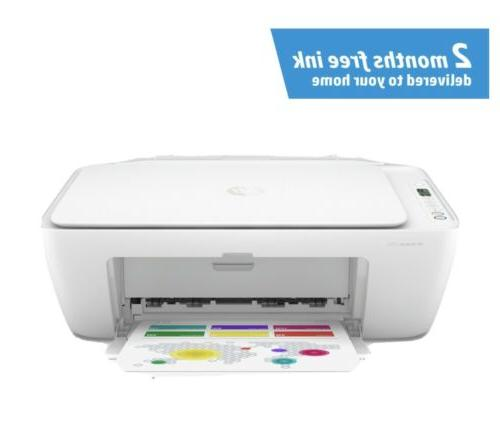 New 2752 Printer-Copy-Scan-Wireless/USB-Print-Free