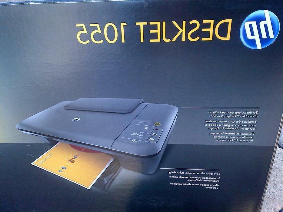 new deskjet 1055 all in one printer