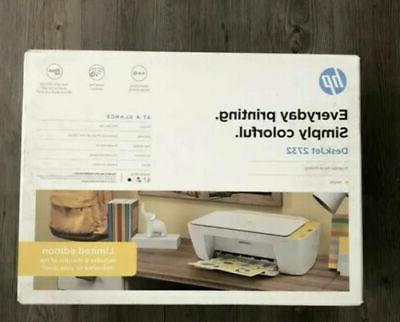 New HP Deskjet 2732 Printer-All in