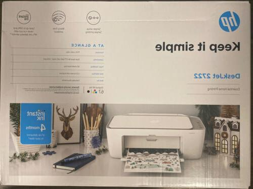 NEW All-in-One Color Printer – Ready