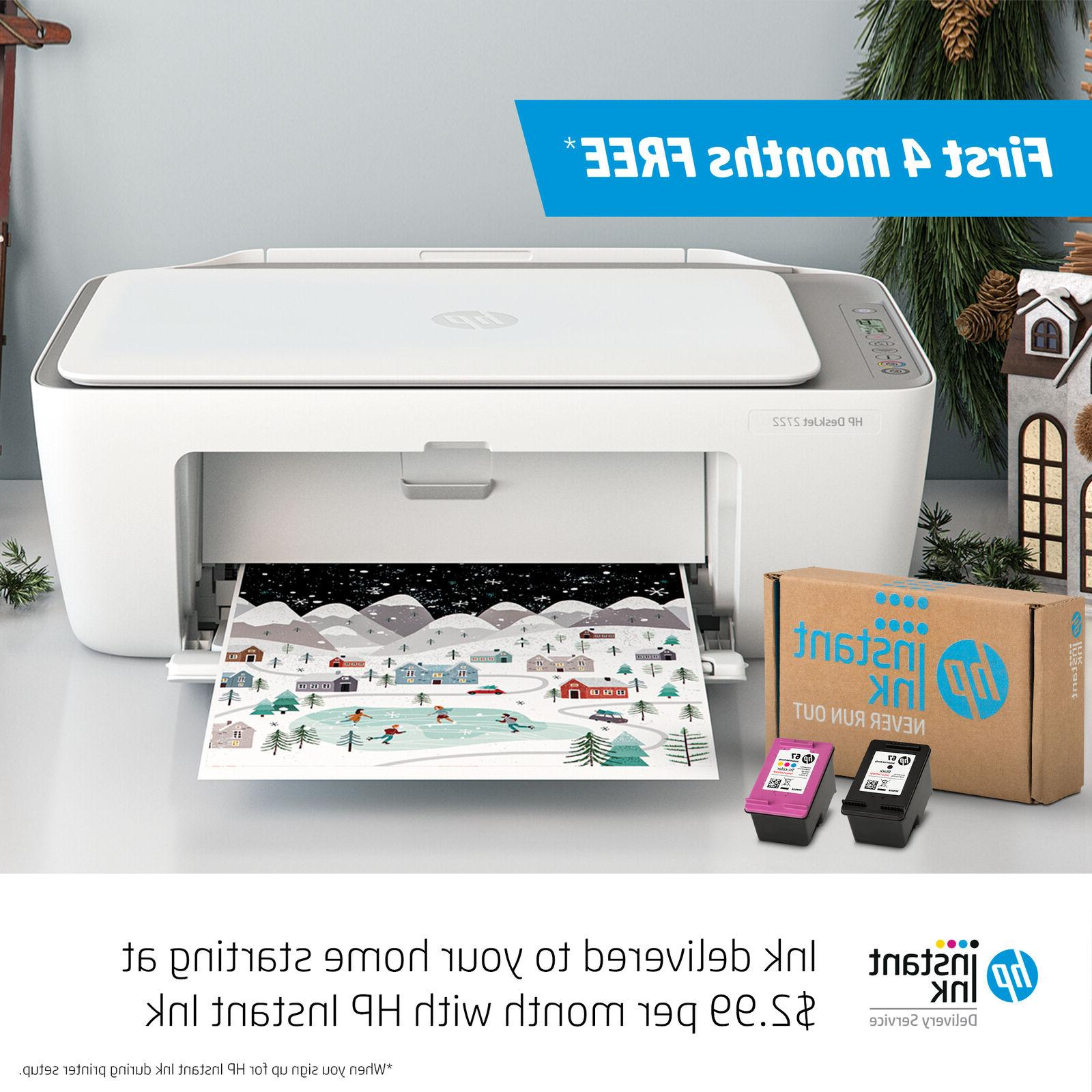 All-in-One Printer – Ink Ready
