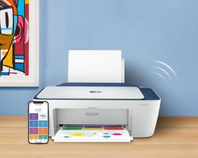 new deskjet 2732 2624 printer all in