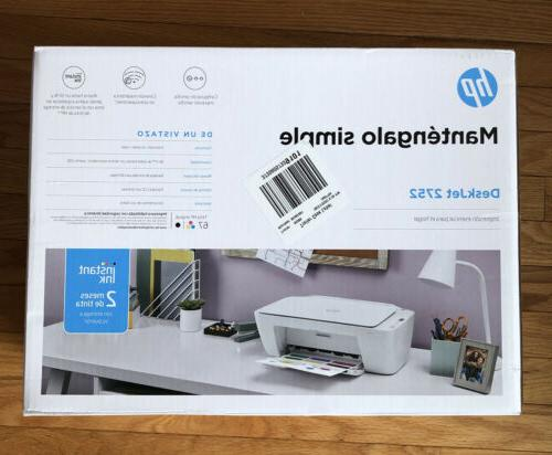 NEW Wireless Color Printer Ready