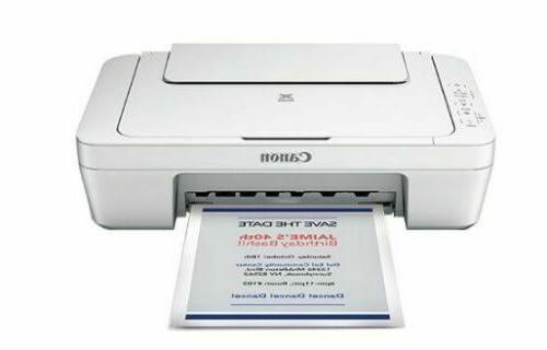 NEW ! Canon Scan Home Printer WITH & USB