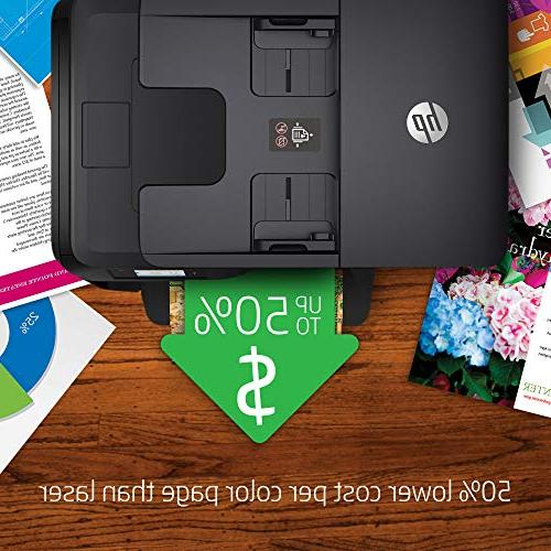 HP OfficeJet All-in-One Printer with Mobile ready