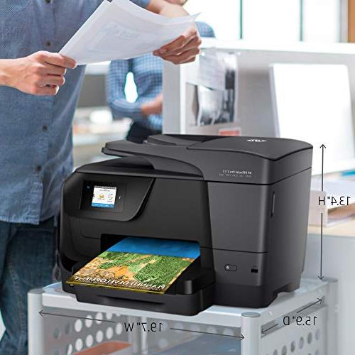 HP 8710 All-in-One Wireless Printer Mobile Ink ready