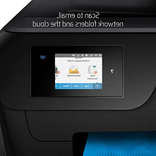 HP Pro 8710 All-in-One Mobile Printing,