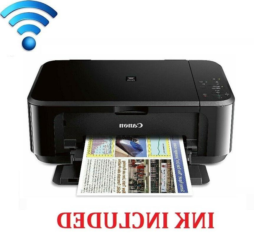 Canon Home Wireless All-In-One Inkjet Printer, INK INCLUDED