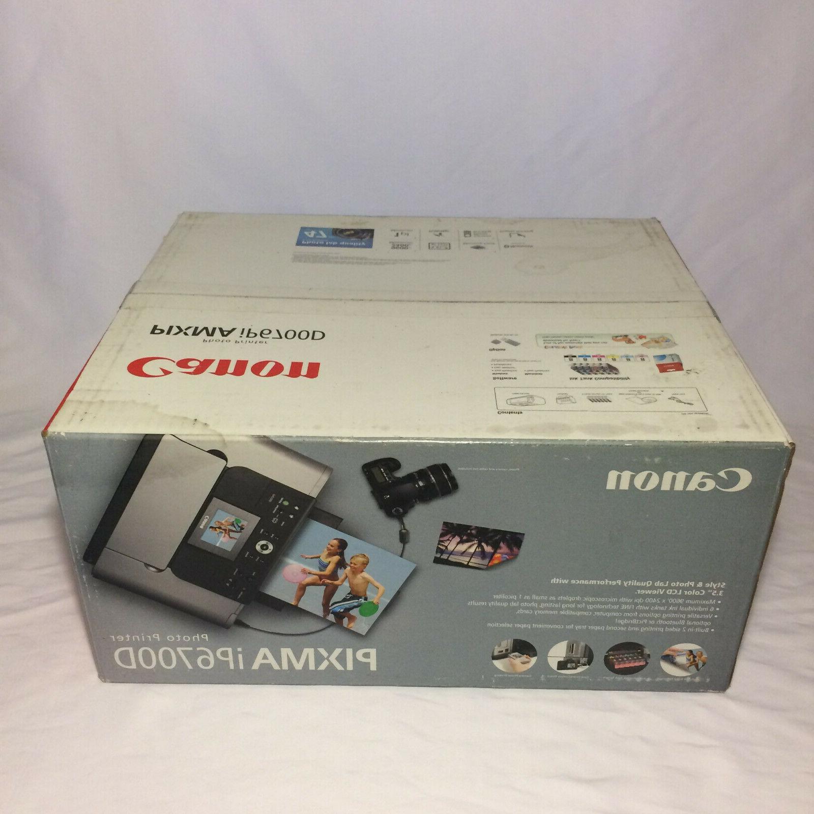 Canon IP6700D Photo Inkjet New Sealed