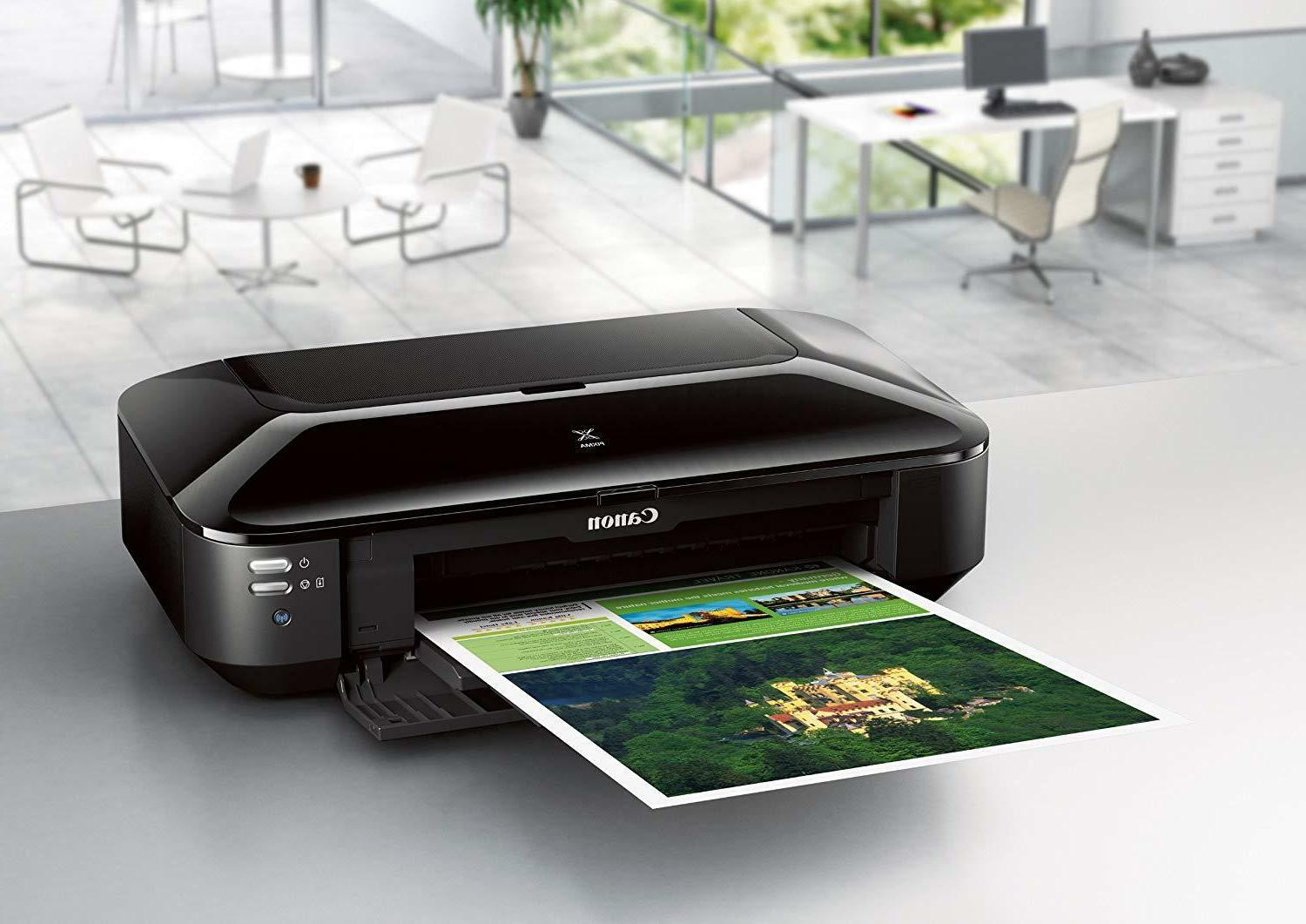CANON Business Printer and Cloud