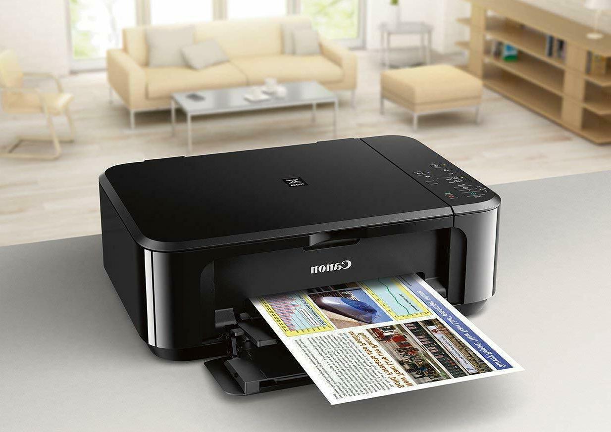 Canon PIXMA Home Office Printer, INCLUDED