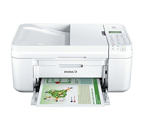 Canon PIXMA All-In-One Mobile Printing, AirPrint Print