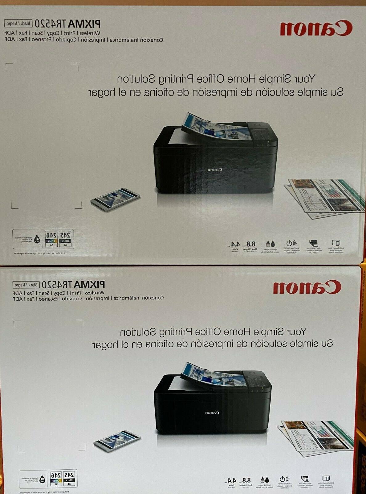 Canon TR4520 Wireless Inkjet Printer 🚚FREE SAME DAY