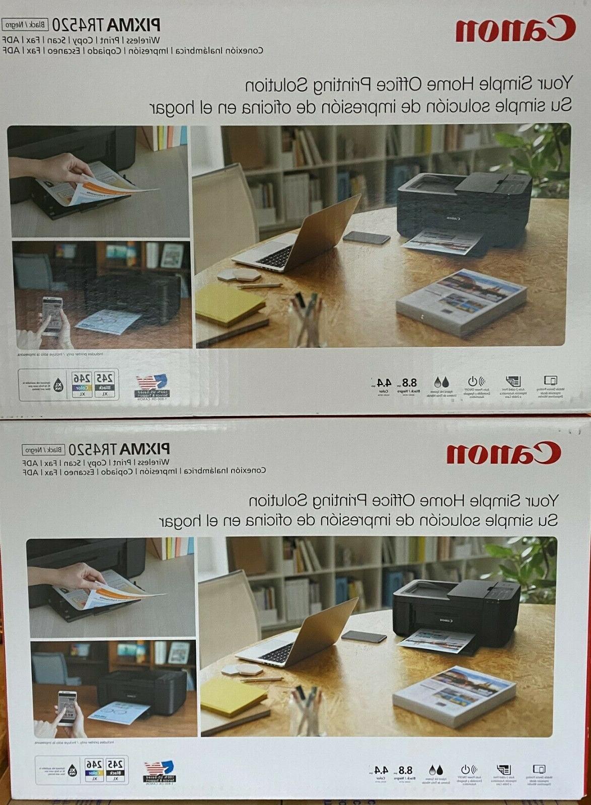 pixma tr4520 wireless all in one inkjet