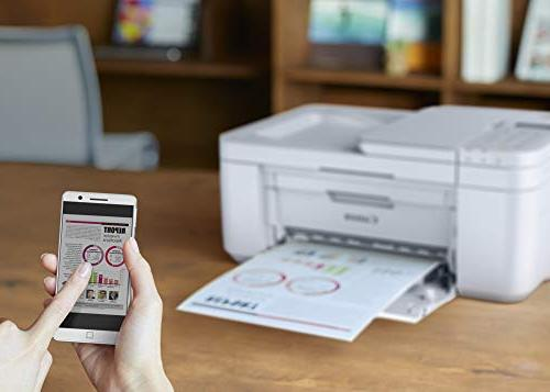 Canon All Printer with Printing, White