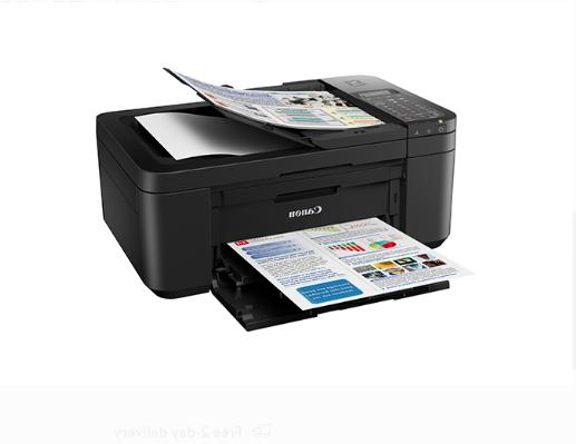 Canon PIXMA Wireless Home Office All-in-One Scanner Fax +