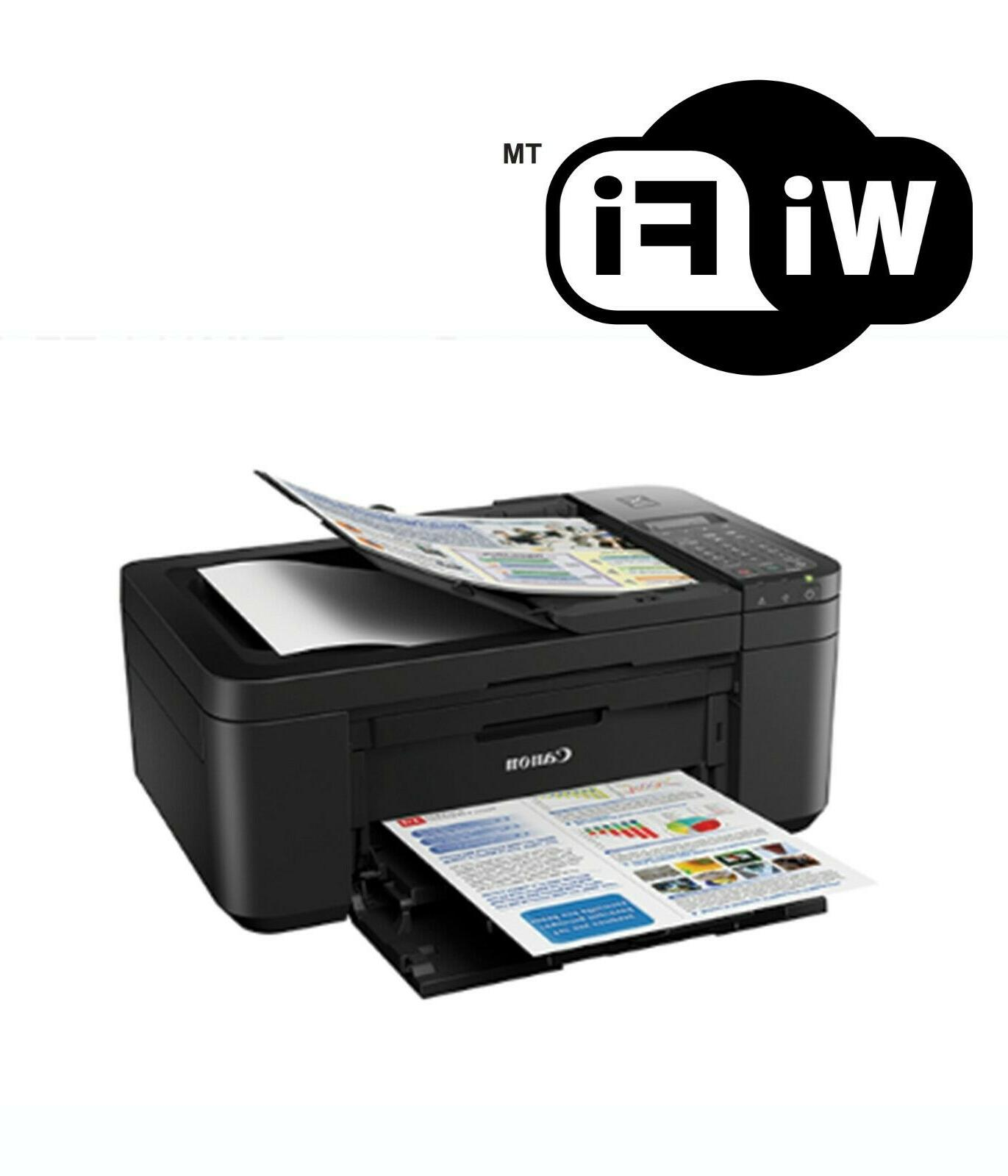 Canon Wireless Office All-in-One Printer Scanner + Ink