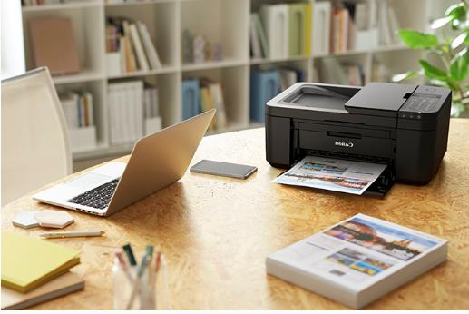 Canon PIXMA Office All-in-One Scanner +