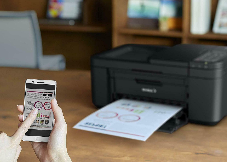 Canon Fax Printer All-in-One Mobile