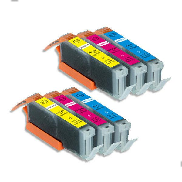 Printer Ink use for PGI-250XL CLI-251XL Canon MG6420