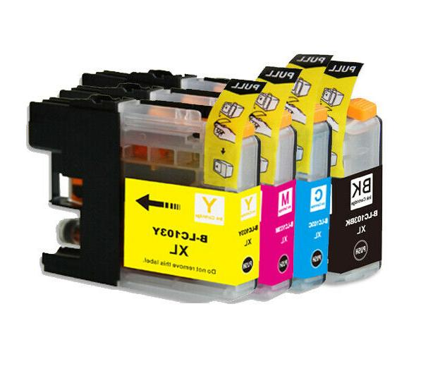 Printer Ink LC103XL LC101 MFC-J245 MFC-J470DW