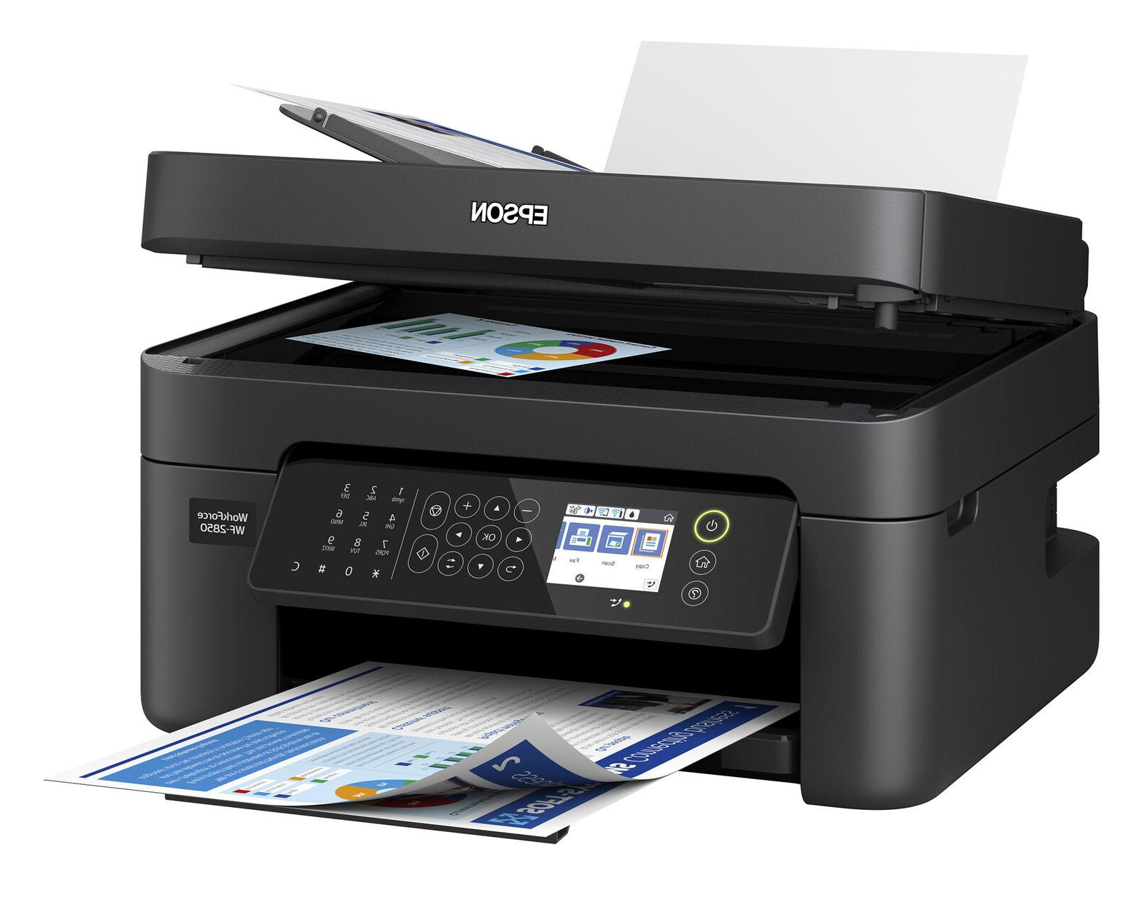 Epson Printer Fax All-In-One Home