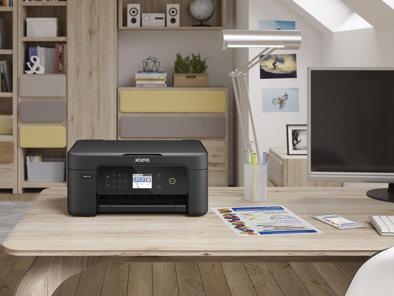 Epson Printer Copier All-In-One Wi-Fi With