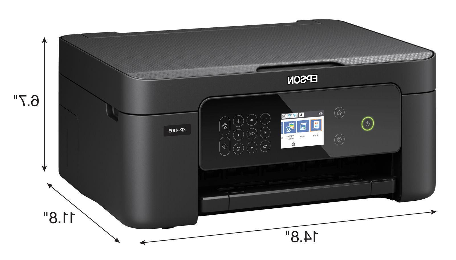 Epson Printer Machine Copier Office Wi-Fi With INK