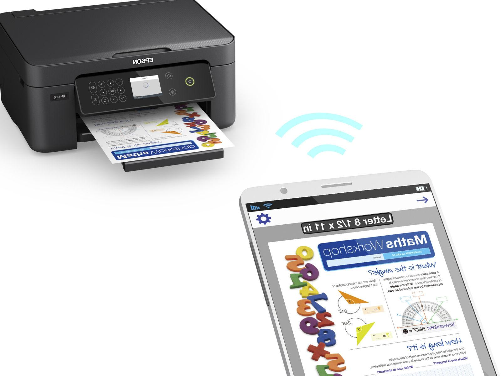 Epson Printer Copier All-In-One Office Wi-Fi INK