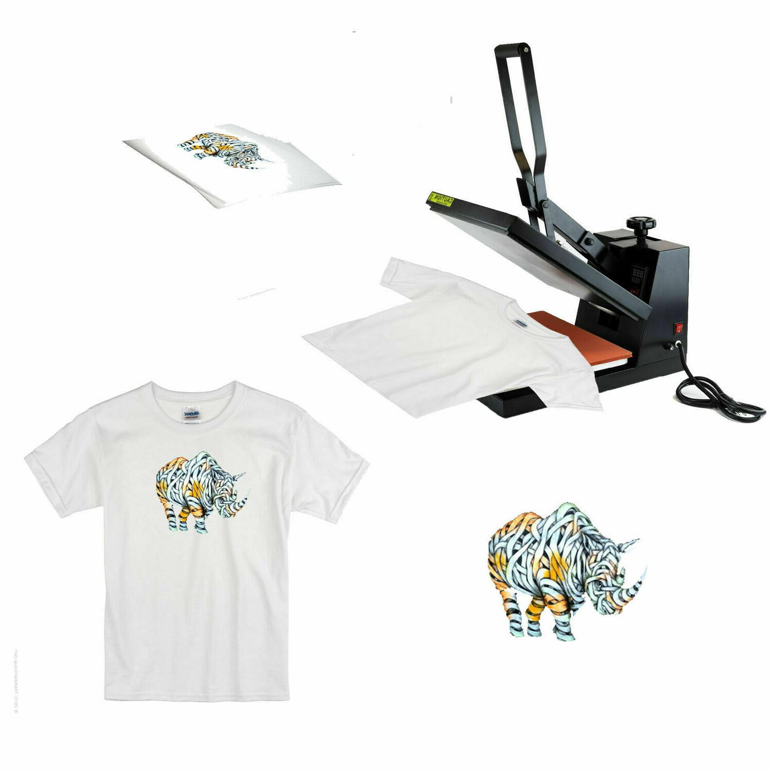 Sublimation Paper for Inkjet Printer with -