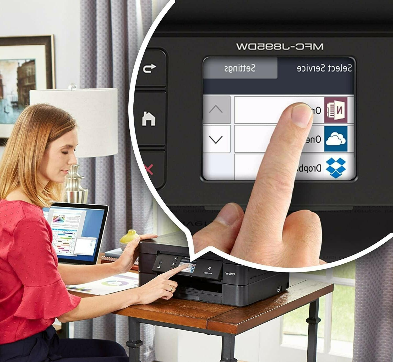 Brother All-in-One Scan Fax -