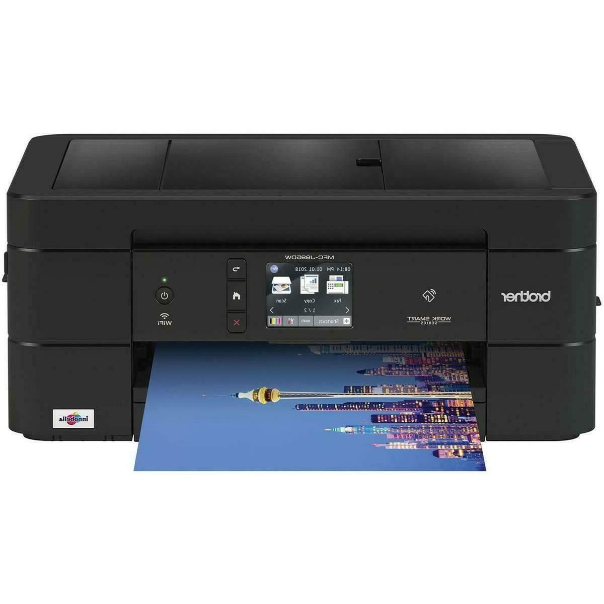 wireless inkjet all in one color printer
