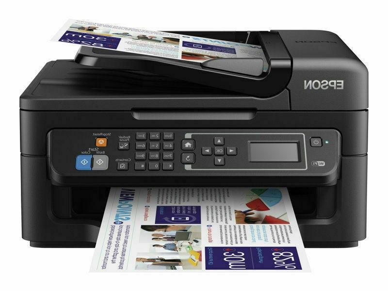 workforce inkjet printer wf2630 ink printers c11ce36201