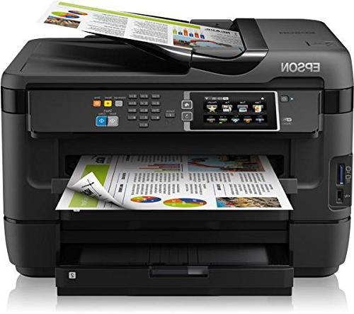 Epson WorkForce Direct All-in-One Printer, Amazon Dash